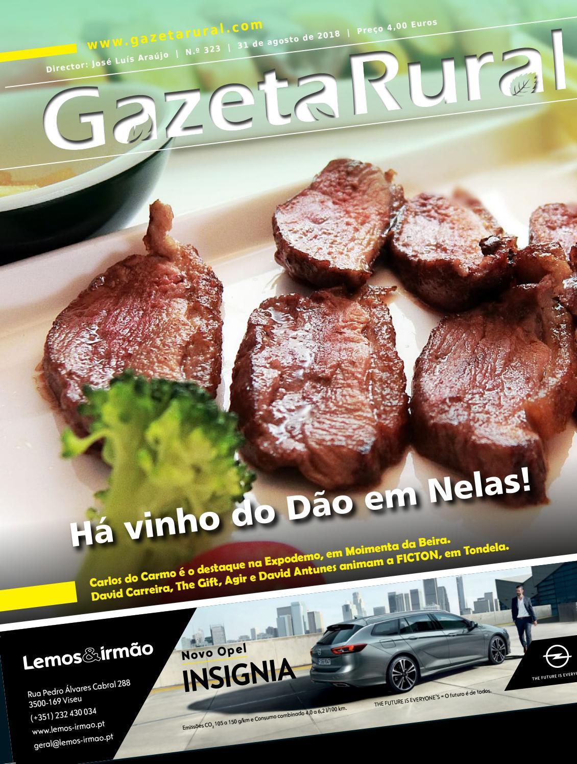 d5ecf32c95 Gazeta Rural nº 323 by José Araújo - issuu