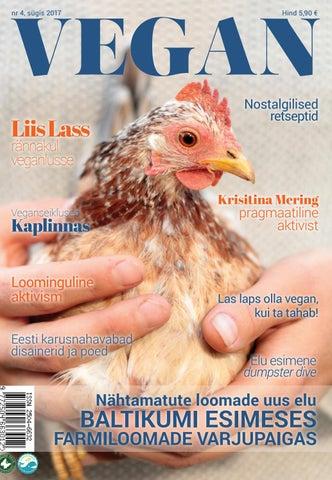 841b68ef506 Ajakiri Vegan sügis 2017 by ajakiri Vegan - issuu