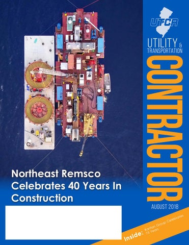 Utility and Transportation Contractor August 2018 by UTCA - issuu