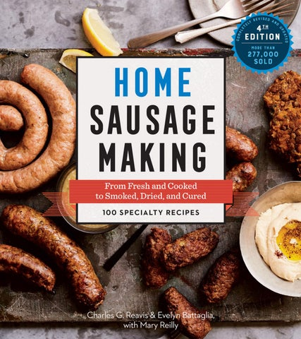 Home Sausage Making by Cyntia Goulart - issuu