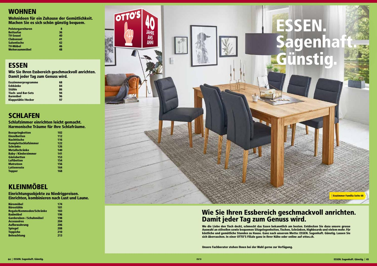 Ottos Möbelkatalog Essen By Ottos Ag Issuu
