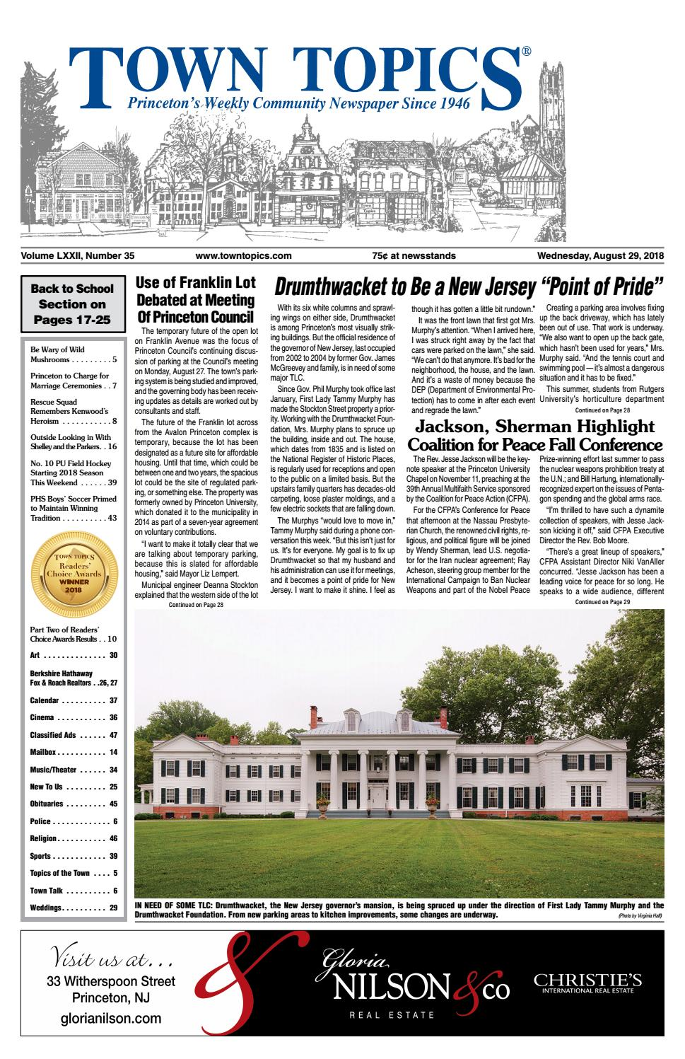 Town Topics Newspaper August 29 2018 By Witherspoon Media Group Tree Rings Diagram Experiment 3 Cross Section Of A Nikki Pike Issuu