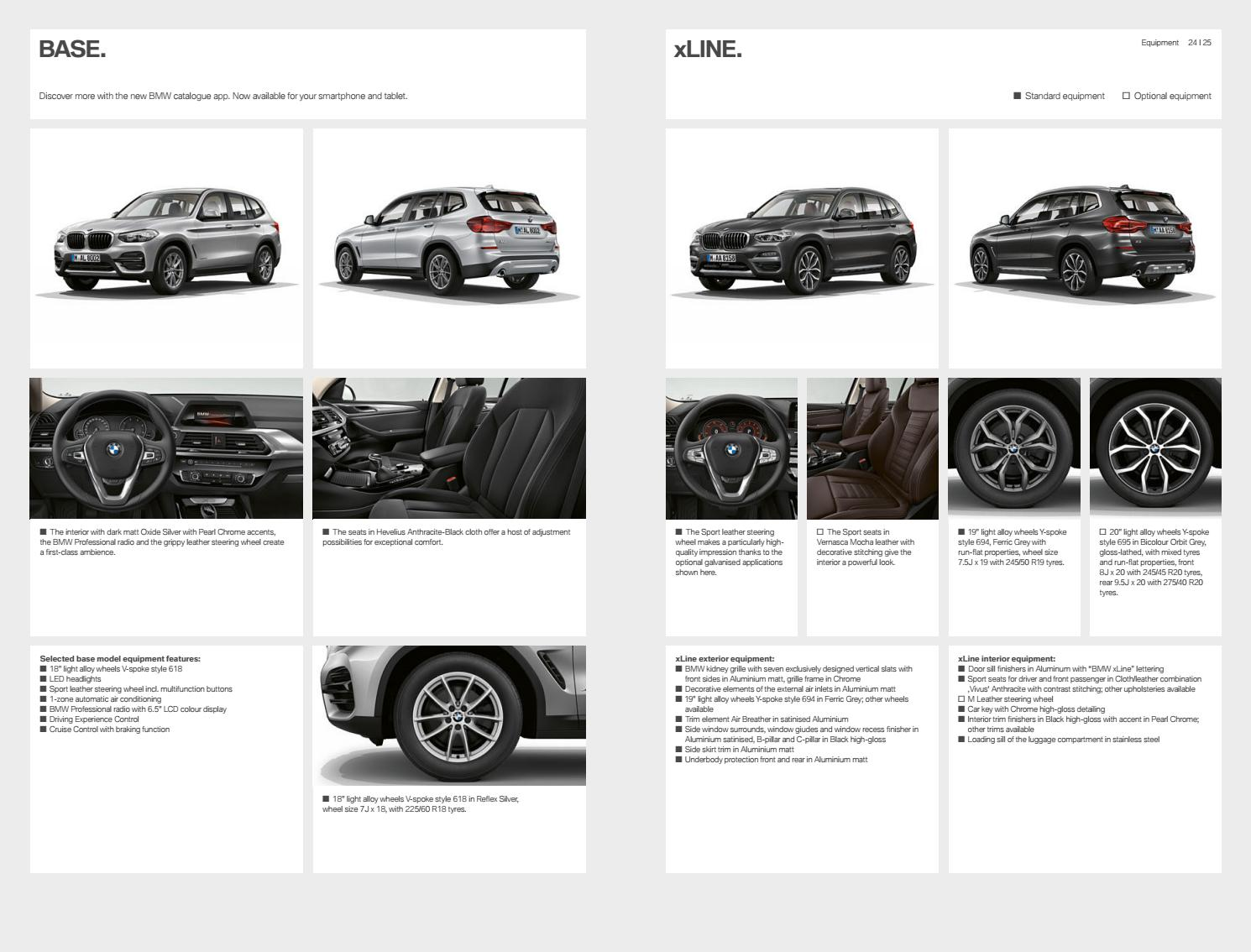 Bmw x3 (g01) by BL ehf  - issuu