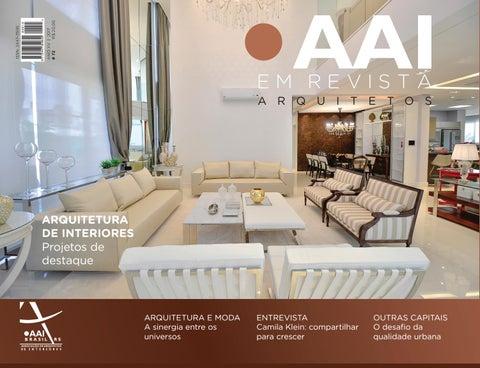 f794c5892b5 AAI em revista - arquitetos 2017 by Santa Editora - issuu