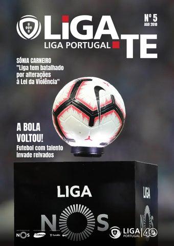 67ce59f73f0f9 Revista Liga-te - 5ª Edição by Liga Portugal - issuu
