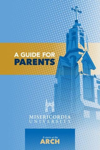 Misericordia University Parents Guide 2019 by Misericordia