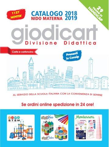 Giodicart 20182019 Carta E Cartoncino By Gruppo Giodicart Issuu