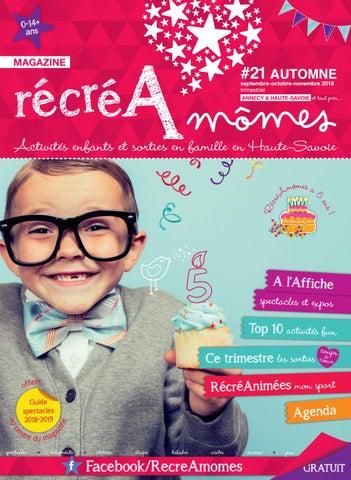Magazine RécréAmômes   21 automne 2018 (septembre-octobre-novembre) 137ace569e72