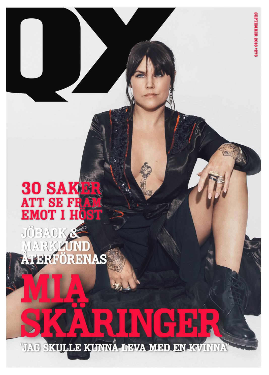 QX september 2018 by QX Förlag - issuu 1e11607dee7e2
