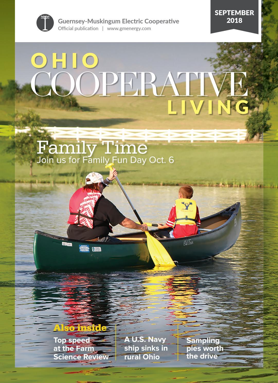 Ohio Cooperative Living September 2018 Guernsey