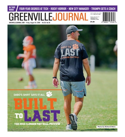 003979e8583 August 31, 2018 Greenville Journal by Community Journals - issuu
