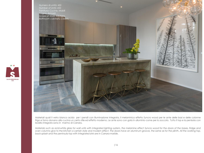Ante Cucina In Vetro.Brochure 2018 Ms Srl The Italian Art Of Furniture By Olivia