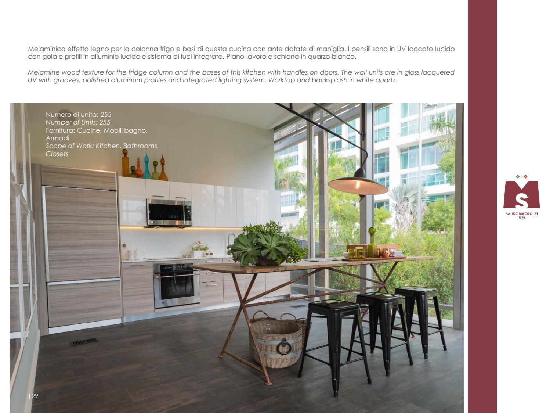 Cucina Legno E Bianco brochure 2018-ms srl-the italian art of furniture by olivia