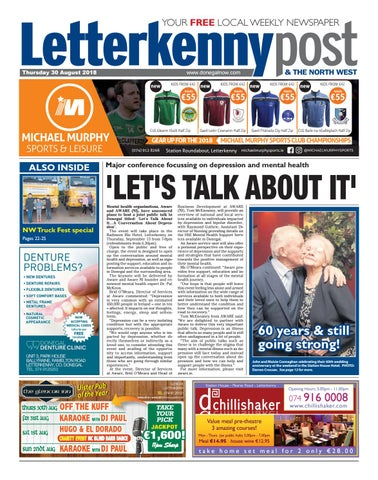 53ab63d08af 29 AUGUST 2018 Letterkenny Post by River Media Newspapers - issuu