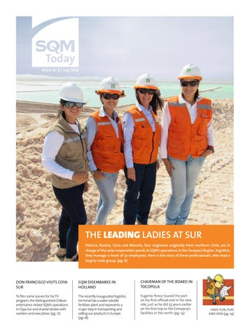 The Leading Ladies at Old South - SQM | SQM