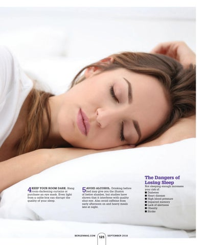 Page 125 of 5 Habits For Better Sleep