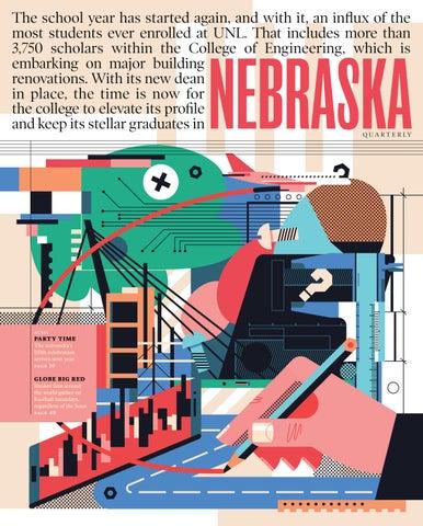 Nebraska Quarterly - Fall 2018 by Nebraska Alumni Association - issuu