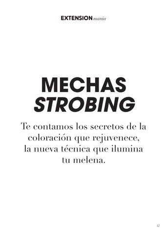 Page 17 of Mechas strobbing