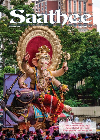 4ad539578 Saathee Charlotte October 2018 by Shukla Entertainment - issuu