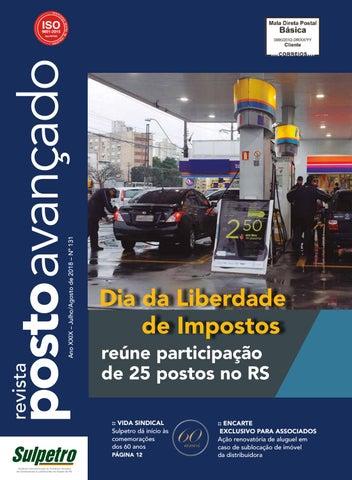 88cd177db Revista Posto Avançado Julho-Agosto 2018 by Sulpetro - issuu