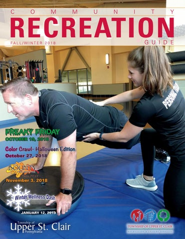 8742fa01c2 Upper St. Clair Community Recreation Guide Fall Winter 2018-2019 by ...