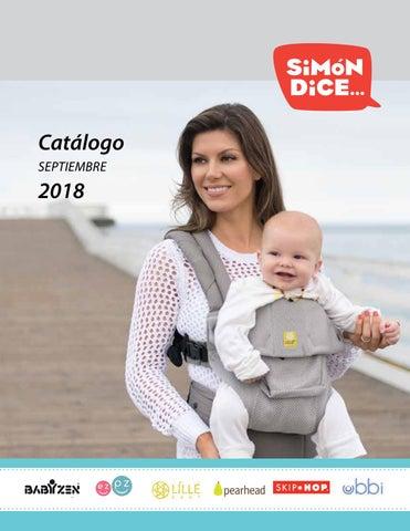 b0dbad2d724 Catalogo Septiembre 2018 by Simón Dice... - issuu