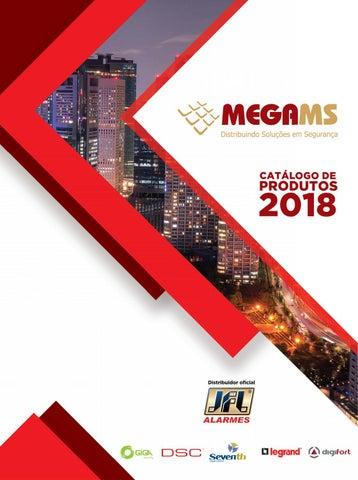 Catálogo de Produtos MEGAMS 2018 by Megams - issuu 1cbfe2d56f