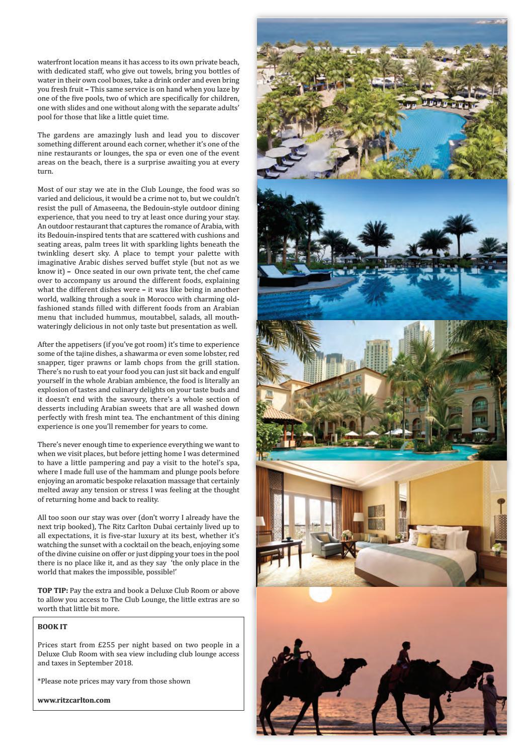 Affinity Luxury Lifestyle September 2018