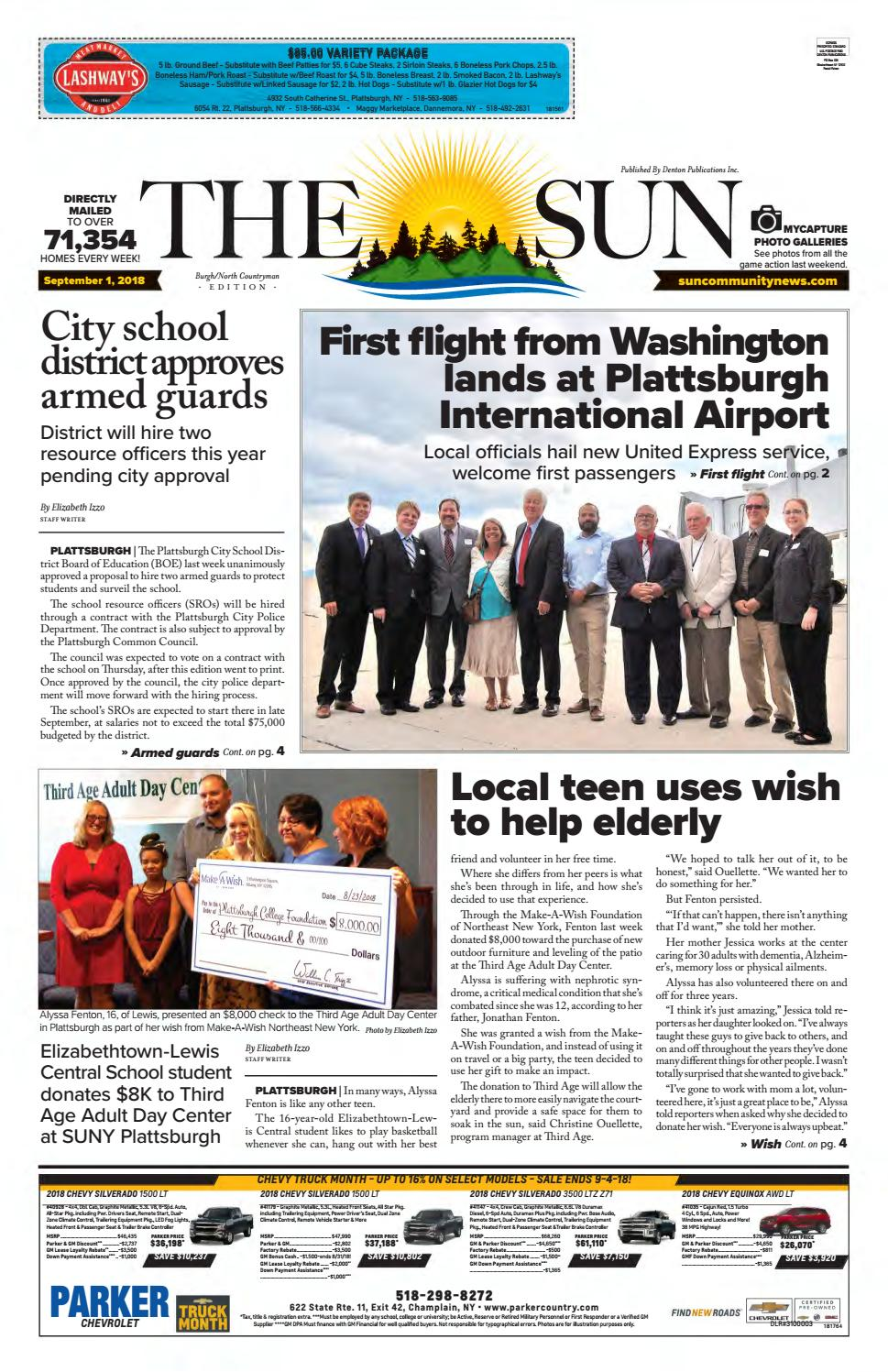 Bg A 0099 0901 By Sun Community News And Printing Issuu Two Hijack Alarms 4001