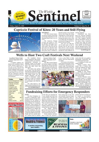 Ws Aug 31 2018 By Weekly Sentinel Issuu