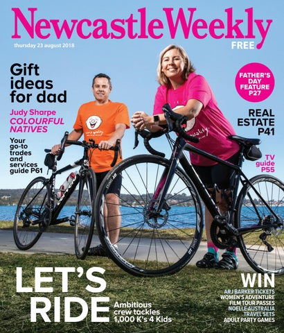 23 August 2018 By Newcastle Weekly Magazine Issuu