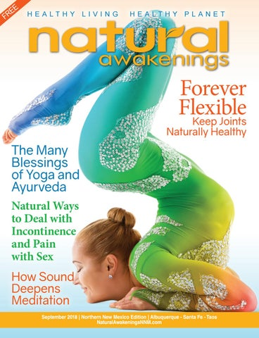 NA NM September 2018 Issue by Natural Awakenings New Mexico