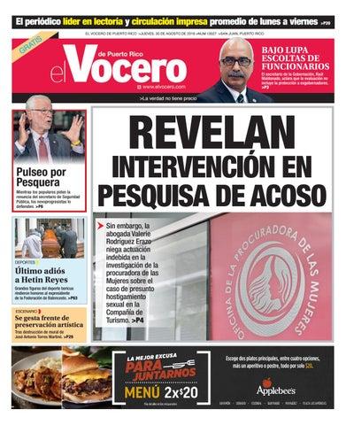 758d0dcd5 El periódico líder en lectoría y circulación impresa promedio de lunes a  viernes  P20 TIS A GR