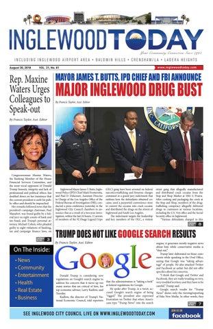 IngleToday 8-30-18 by Inglewood Today News - issuu