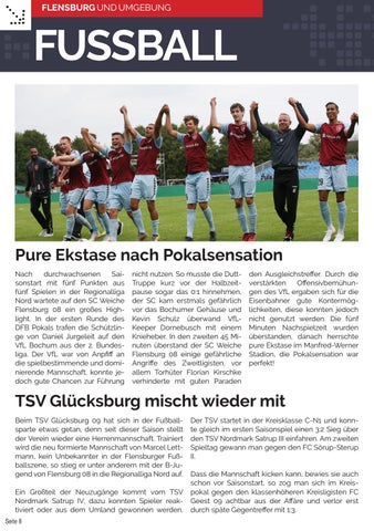 Page 8 of Fußball