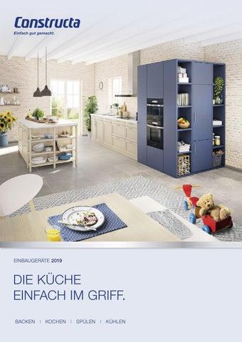 Küche Constructa | Constructa Einbau Vhb 2019 By Constructa Issuu