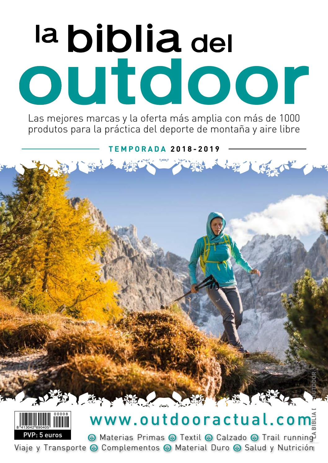 f9e35e1c1ec2 La Biblia del Outdoor 2018-19 by Outdoor Actual - issuu