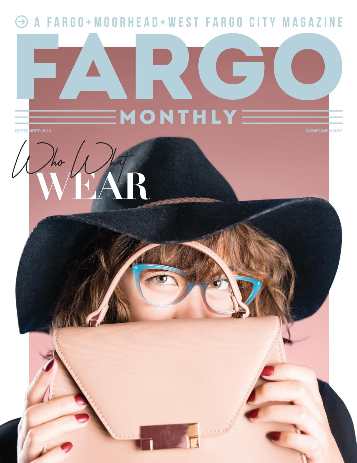 Fargo Monthly September 2018 by Spotlight Media - issuu 24bc49713e6