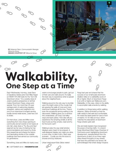 Page 42 of Walkability, One Step at a Time