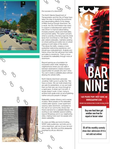 Page 43 of Walkability, One Step at a Time