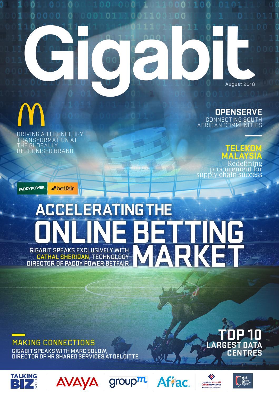 Gigabit Magazine — August 2018 by Gigabit - issuu