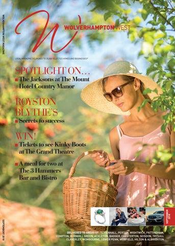 Wolverhampton West Magazine September 2018 By Jonathon Issuu