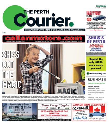 OTV_P_A_20180830 by Metroland East - The Perth Courier - issuu