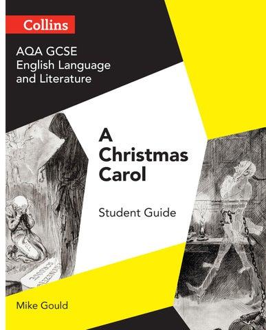 Christmas Carol Text Guide.Aqa Gcse English Literature And Language Set Text Student