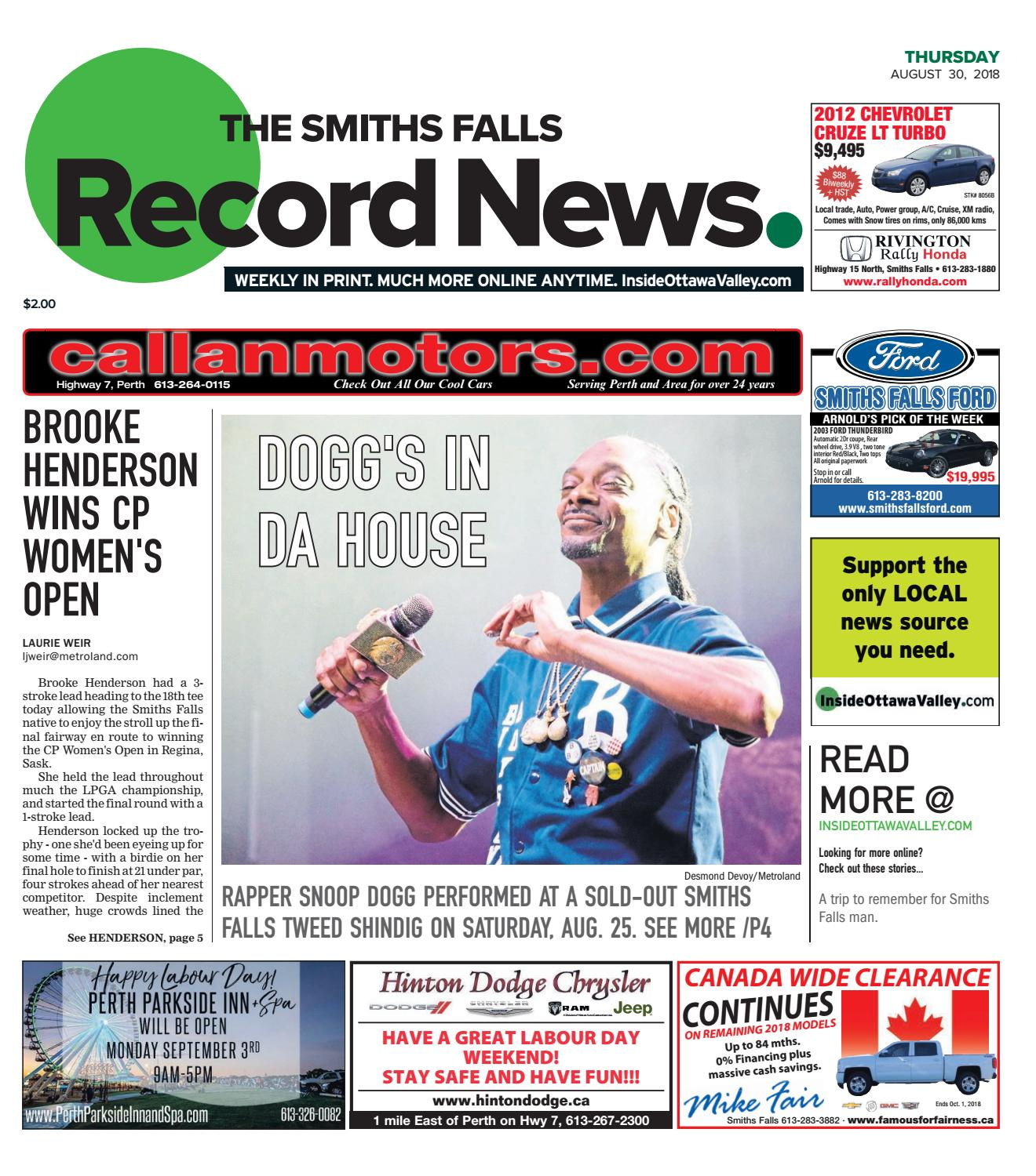 Otvsa20180830 by metroland east smiths falls record news issuu fandeluxe Images