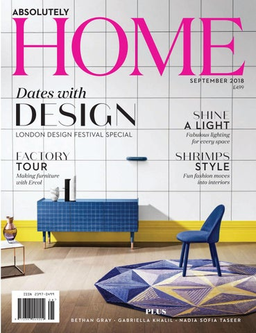d2d5ff399b01b Absolutely Home Magazine September 2018 by Zest Media London - issuu