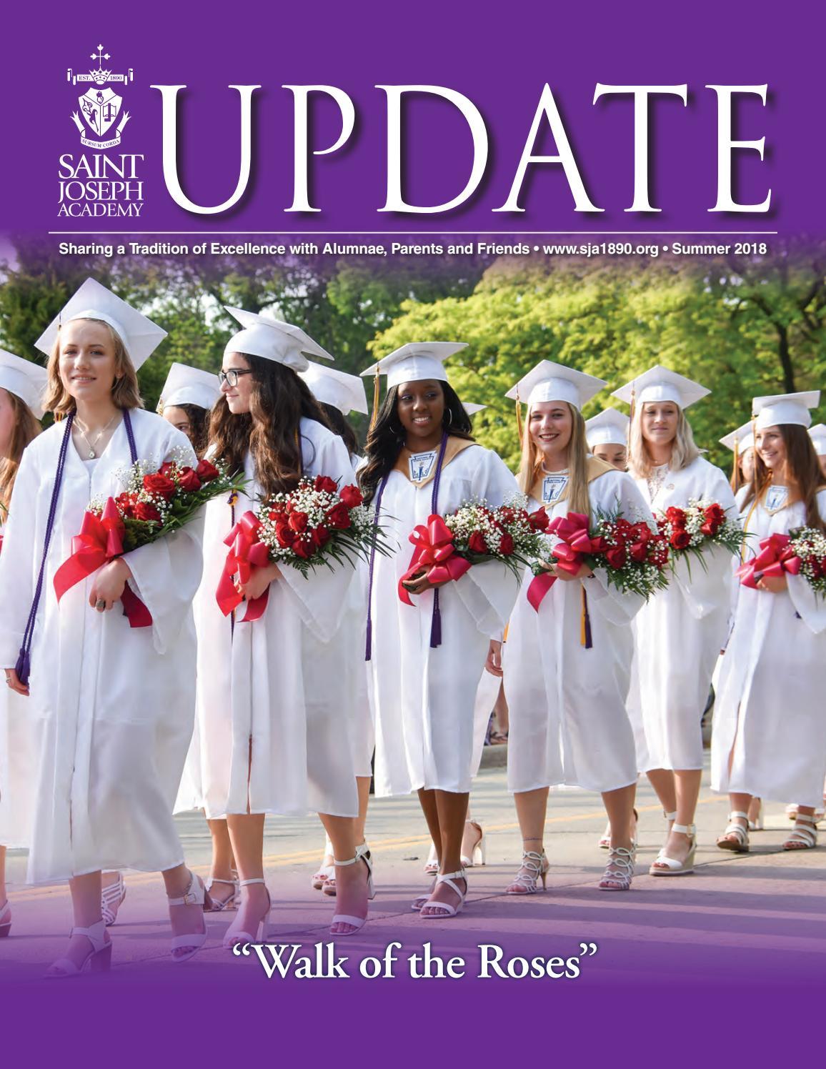 UPDATE Magazine: Summer 2018 by Saint Joseph Admin - issuu