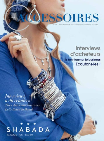 7ecf9aabc211 C178B August-September 2018 by C+ accessoires - issuu