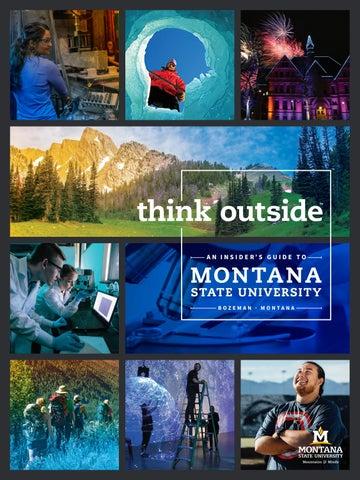 Université de Montana Speed Dating