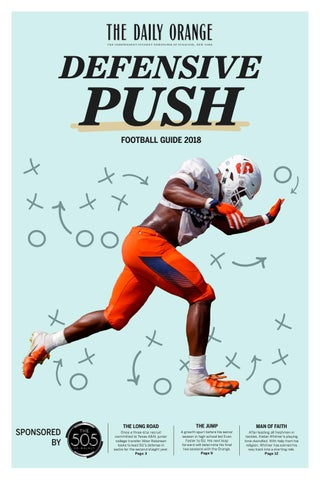 Kansas Football Preview 2018 By Sixteen 60 Publishing Co Issuu